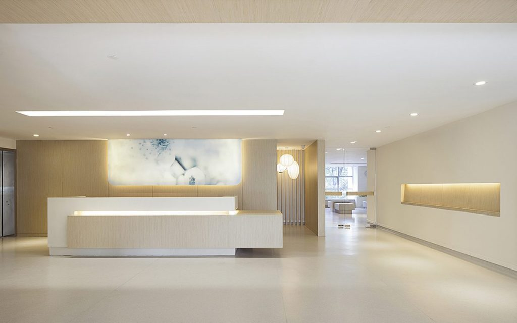 Robarts Spaces Picture of Jiangsu Health Clinic